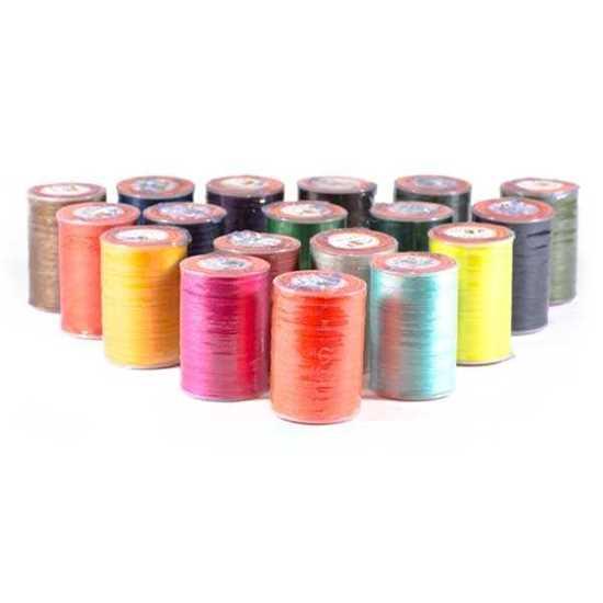 Разноцветные вощеные нити 0.65мм