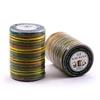 Разноцветная вощеная нить 0.8мм