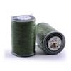 Темно зеленая вощеная нить 0.8мм