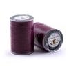 Красно фиолетовая вощеная нить 0.8мм
