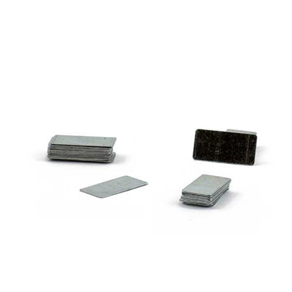 Прямоугольная пластина для магнита