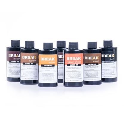 Изображение Спиртовая проникающая краска Break Leather Dye