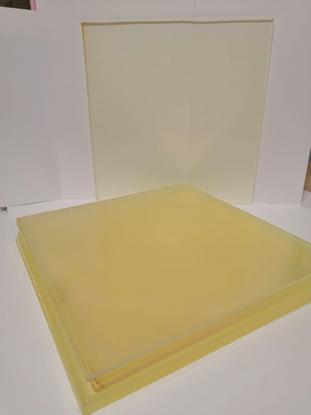 Изображение Полиурентановая пластина для пробойников 240х240