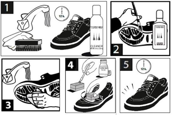 Изображение Набор для обновления обуви.